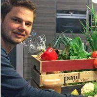 Samenwerking keuken- en groenteboer