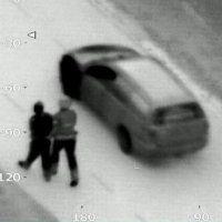 Verdachten opgepakt met hulp van politiehelikopter
