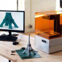 Demonstratie 3D printen in bibliotheek Pijnacker