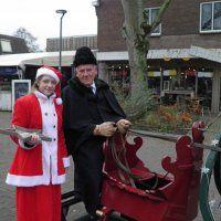 Kerstmarkt Pijnacker druk en gezellig
