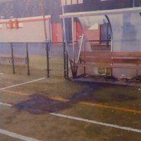 Vernielingen op sportpark RKDEO
