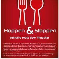 Happen & Stappen (Culinaire Route door Pijnacker)