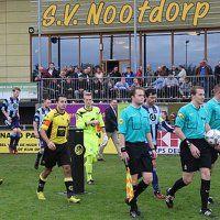 Zaterdag 1B: sv Nootdorp wint van Forum Sport