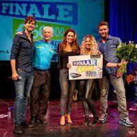 Nick en Simon bezorgen Delfgauwse Mandy 60.000 euro
