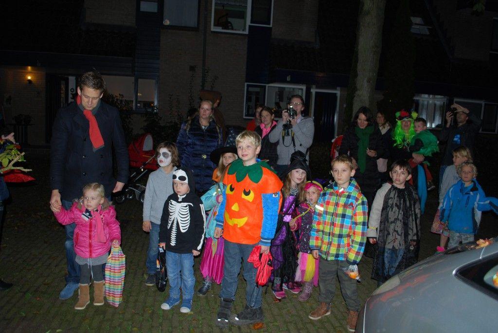 Ook Halloween in Koningshof