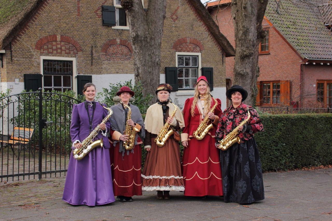 Dickensband Drumfanfare Haaglanden