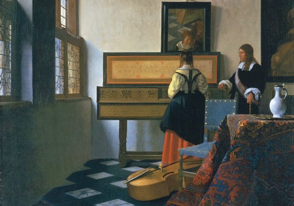 Lezing over Hollandse meesters