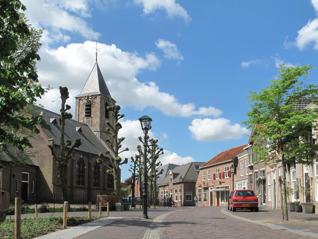 Bazar voor restauratie van de kerktoren