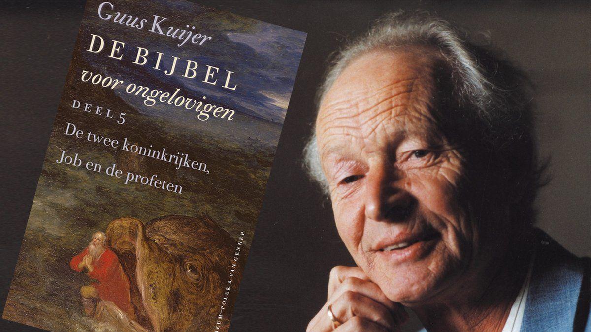 Guus Kuijer geeft lezing bij boekhandel Van Etten