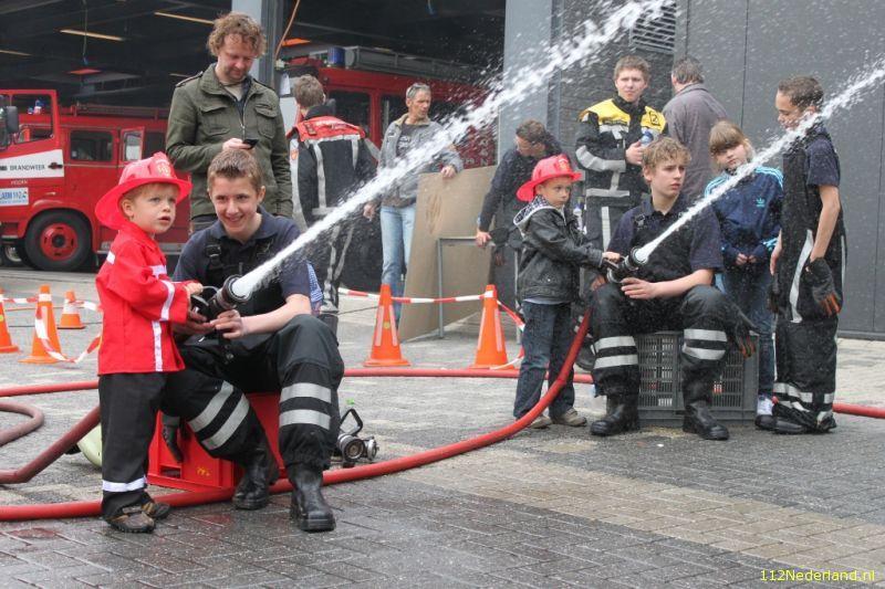 Wie wordt ambassadeur voor de brandweer?