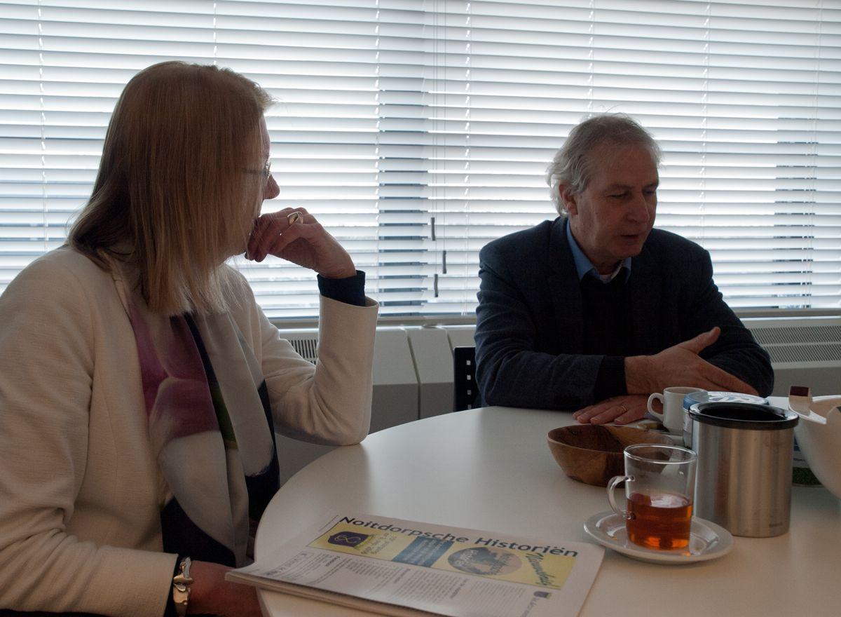 Willem Jansen vertelt over zijn nieuwe boek.