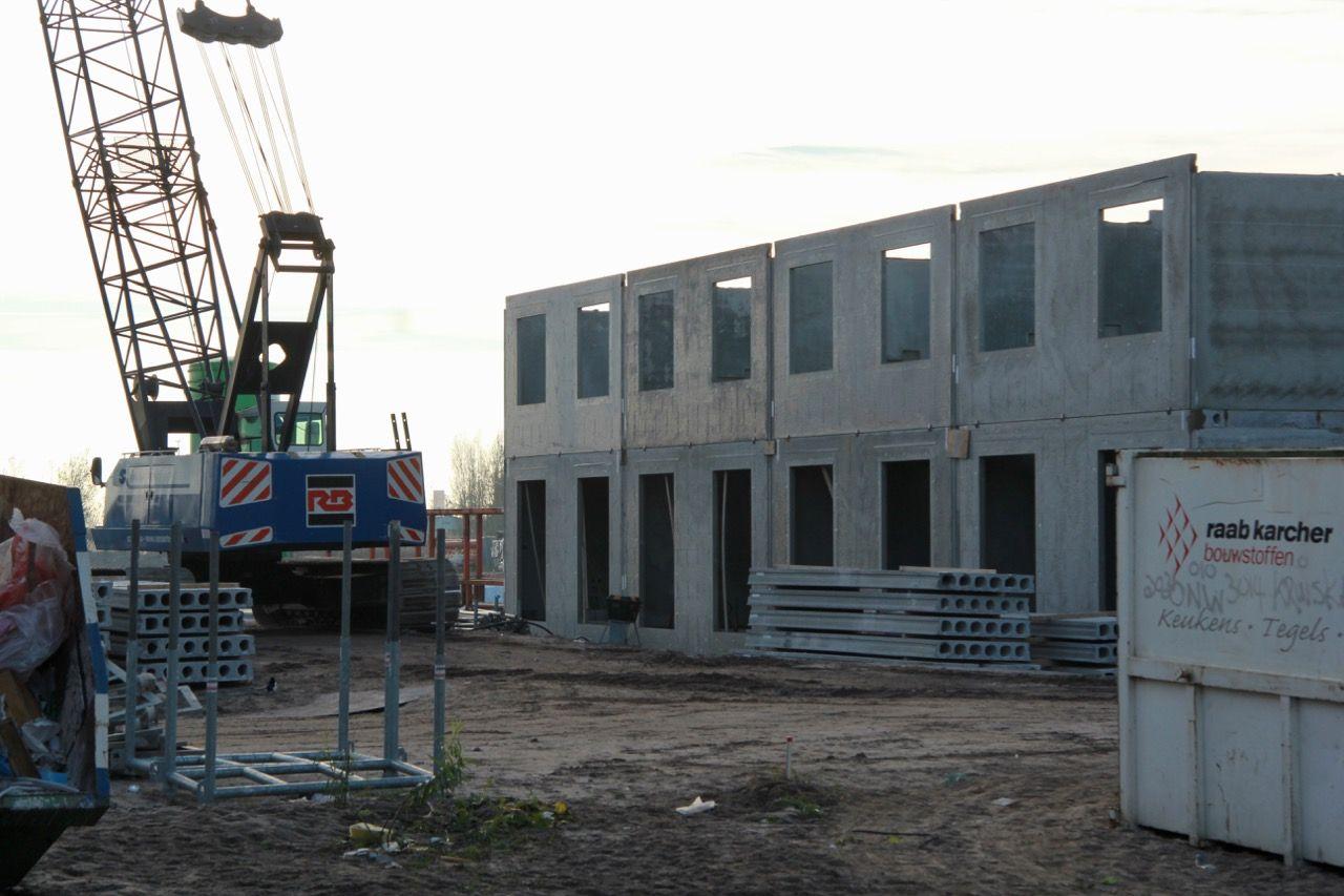 Staedion bouwt 112 sociale huurwoningen