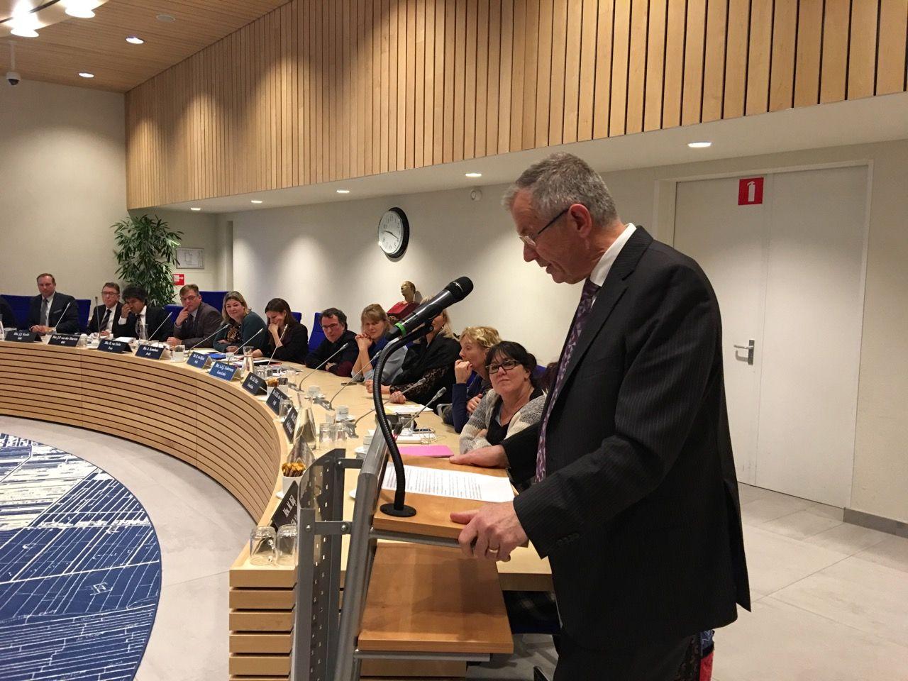Nestor van der Deijl: Meer contact zoeken met inwoners