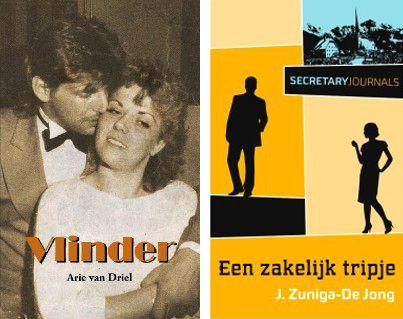 Auteurs presenteren nieuwe boeken