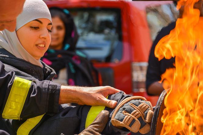 'Bezetting van brandweer is vanuit regio gegarandeerd'