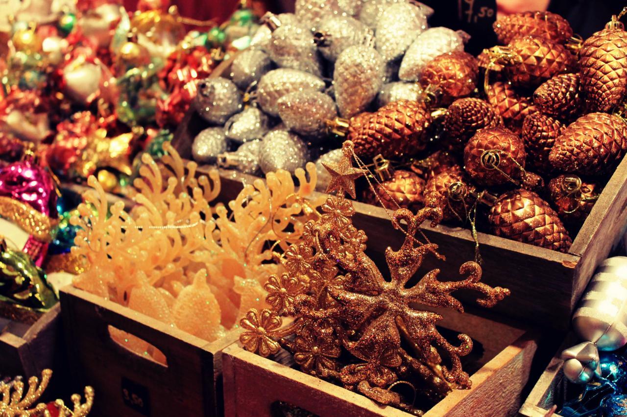 Kerstmarkt in De Parade