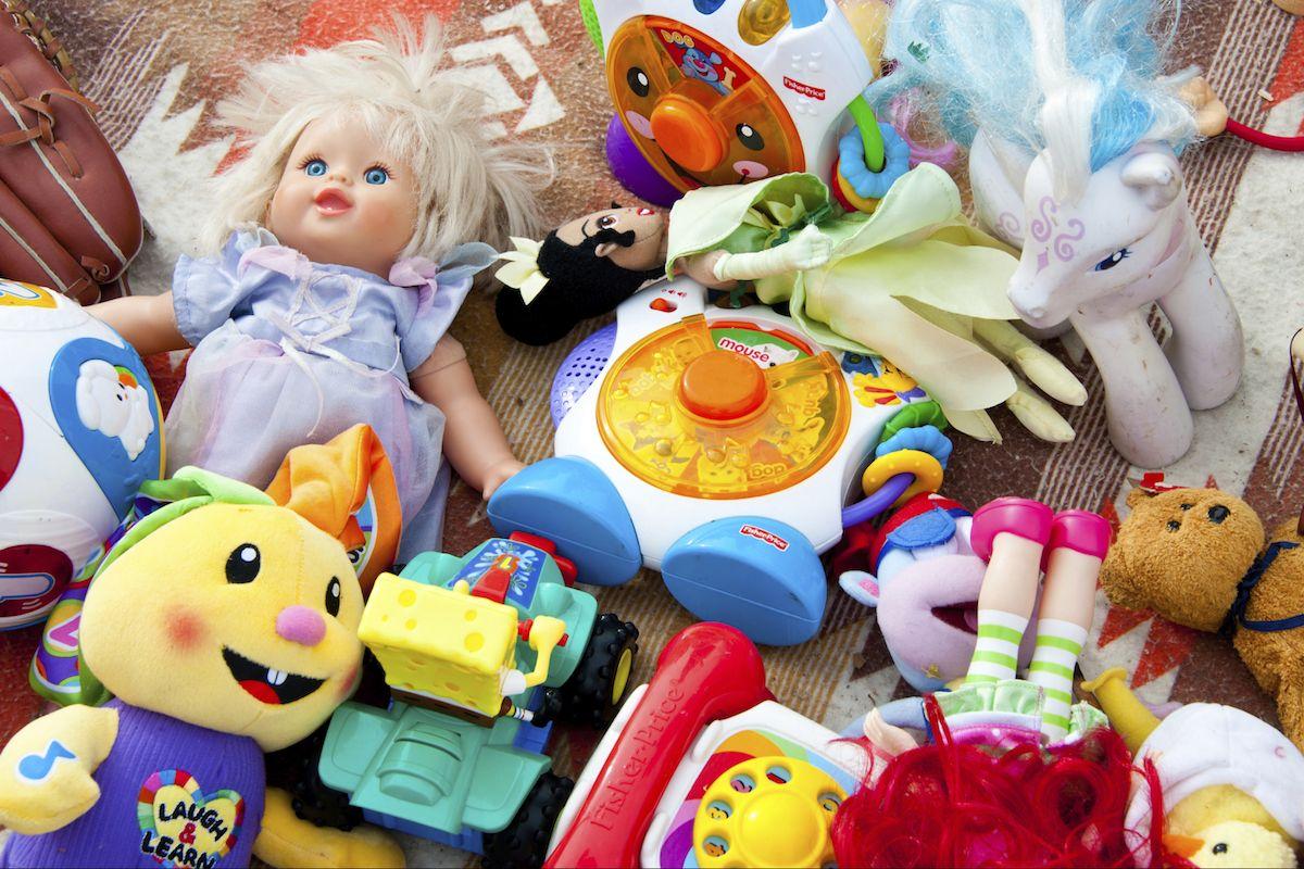 Gratis speelgoed voor kinderen van minima