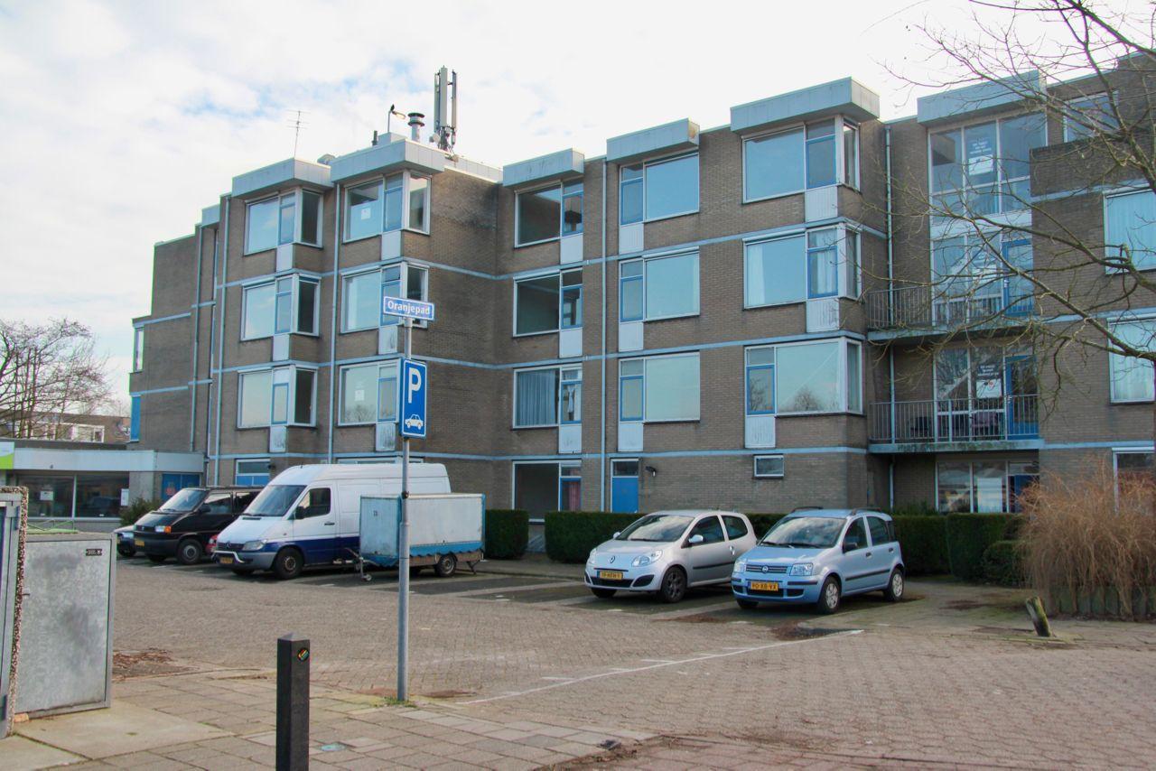 Sociale huurwoningen in 't Hofland