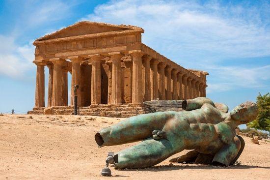 Kunstgeschiedenis van Sicilië