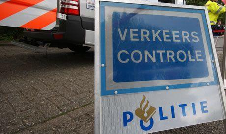 Grote controle op A13: politie en belastingdienst nemen auto's in beslag