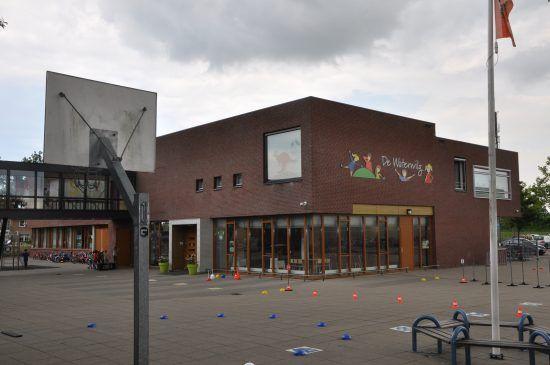 Basisschool De Waterwilg krijgt keurmerk Afvalvrije School