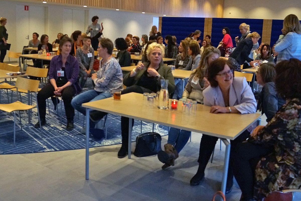 José van Egmond opent symposium voor ondernemende vrouwen