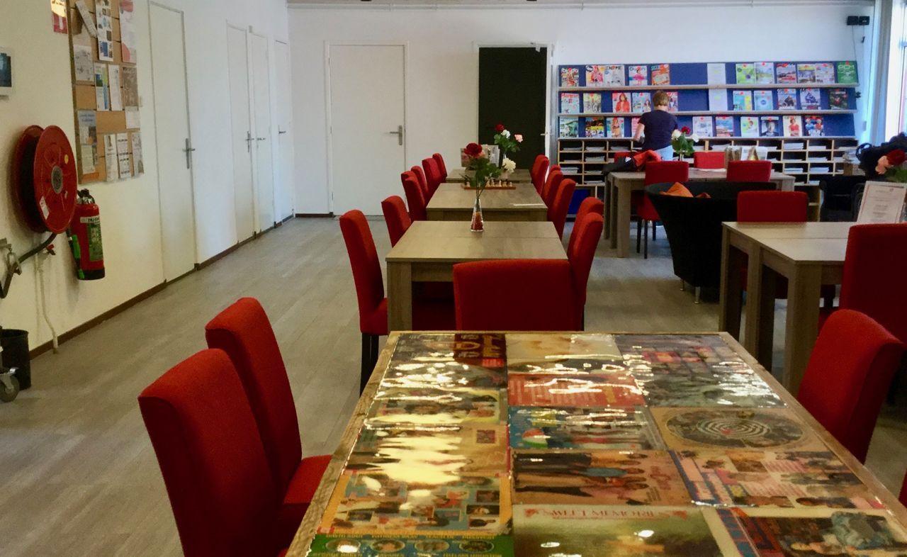 Ruil je boeken, dvd's, cd's of spelletjes in centrum Buurt & Zo