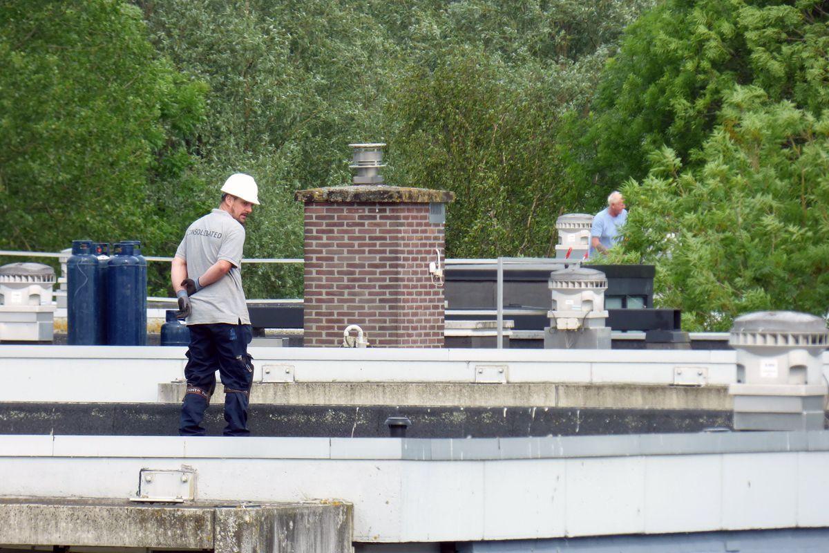 Rondom Wonen vervangt dakbedekking in Pijnacker