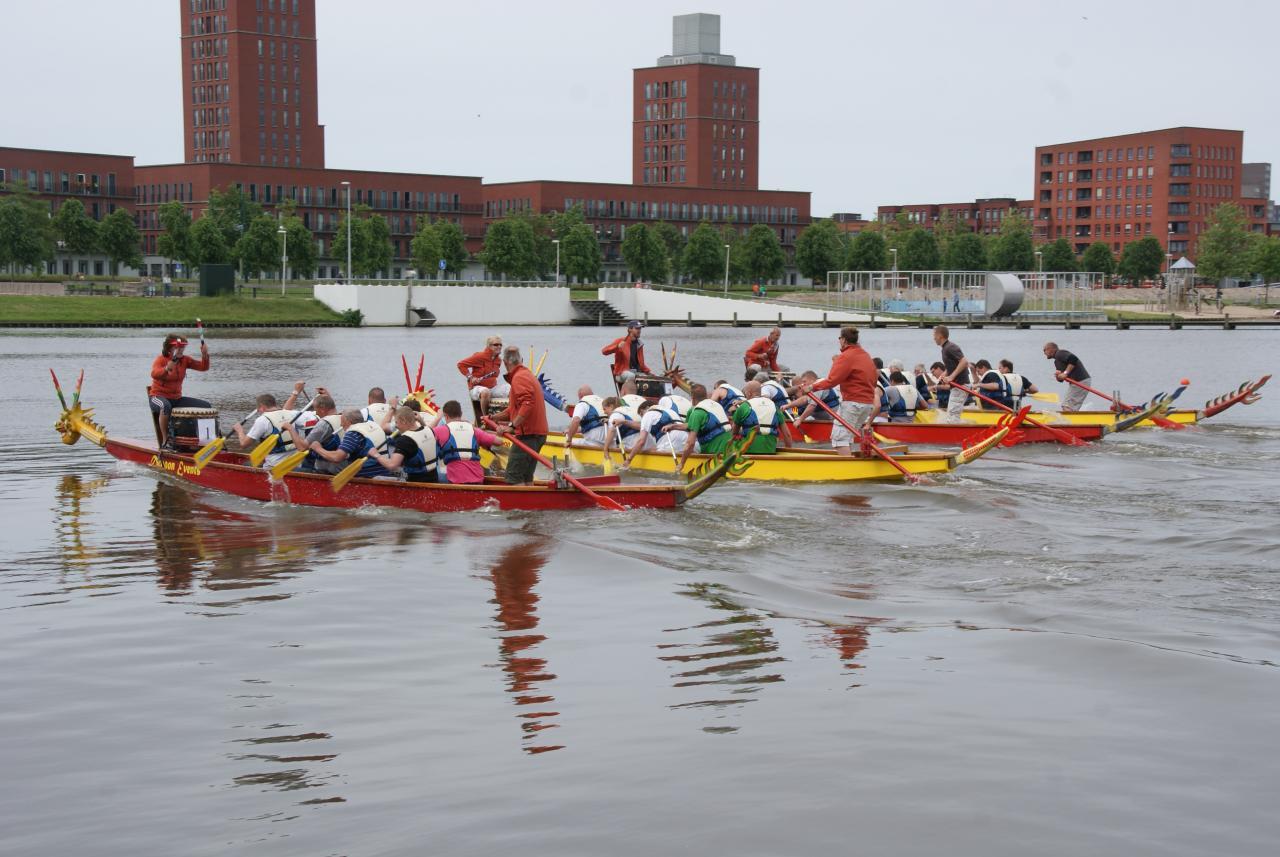 Waterfestijn op Böttgerwater wordt weer een groot feest