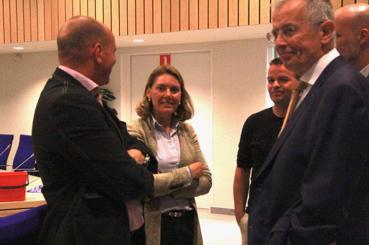 Wethouder José van Egmond 'heel erg teleurgesteld'