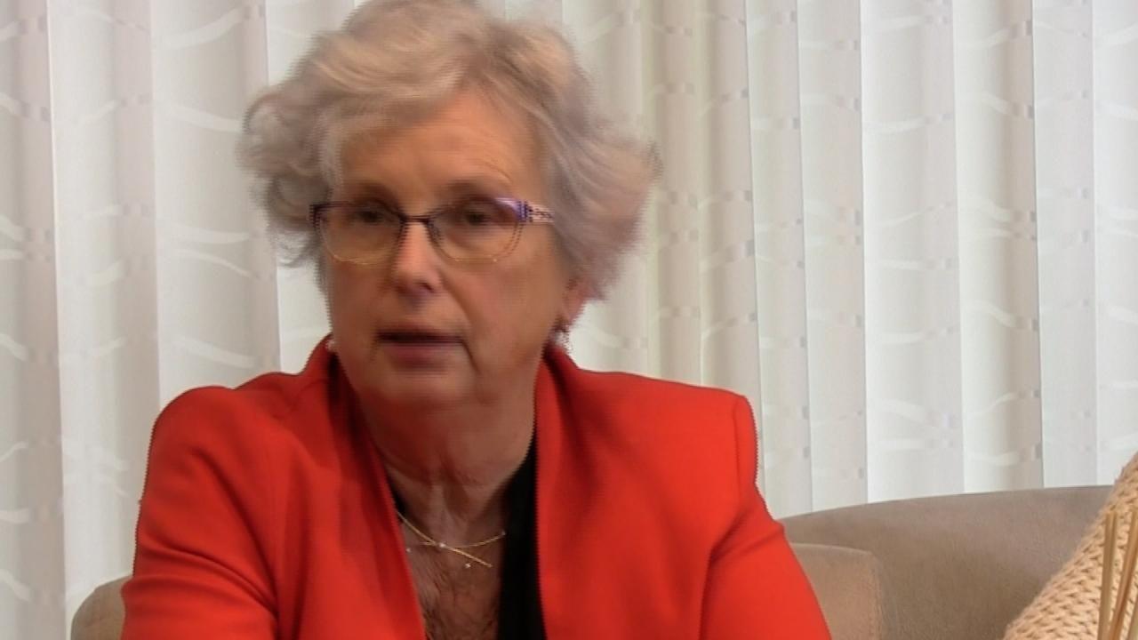 Irma Scheurink: 'Iedereen wil nu alles van me weten'