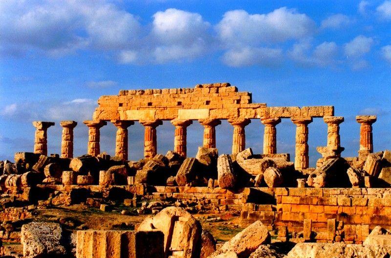 Cursus Kunstgeschiedenis over de Grieken in Sicilië