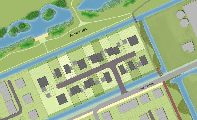 Weer kavels voor zelfbouw in Ackerswoude Landrijk