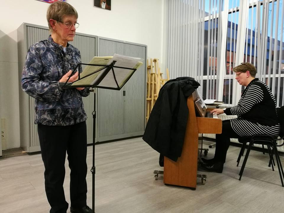Grieg en Schumann op Open Dag van centrum Buurt & Zo