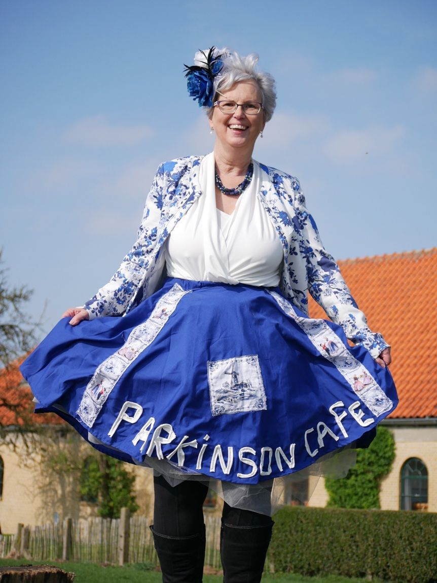 Irma Scheurink heeft de sprong gemaakt