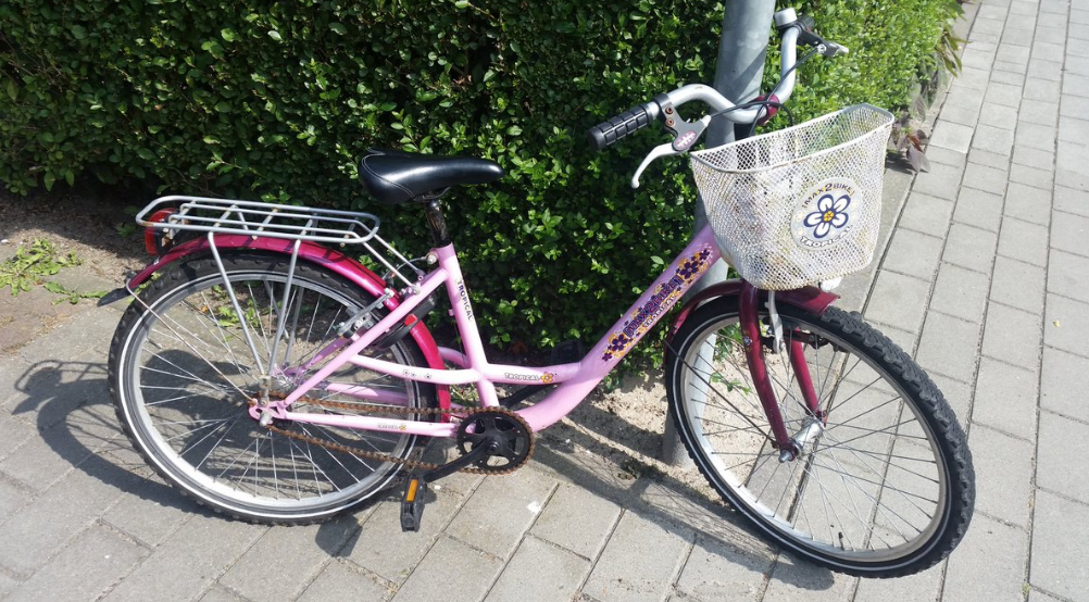 Politie heeft eigenaar fiets niet gevonden