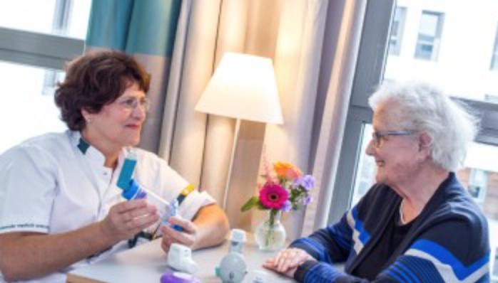Borstkankeronderzoek Nootdorpse vrouwen