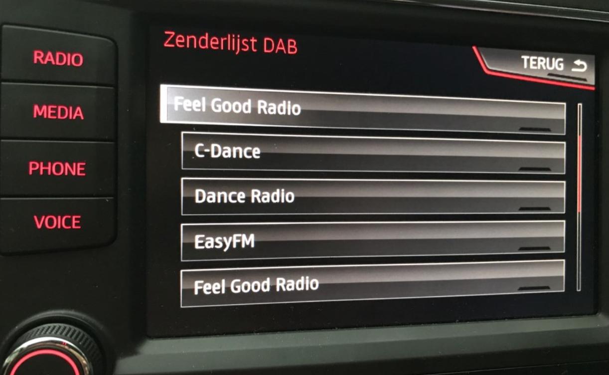 Feel Good Radio nu ook op DAB+
