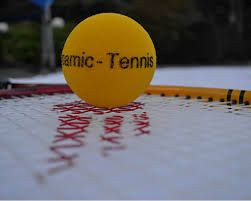 Dynamic Tennis clinic in Nootdorp