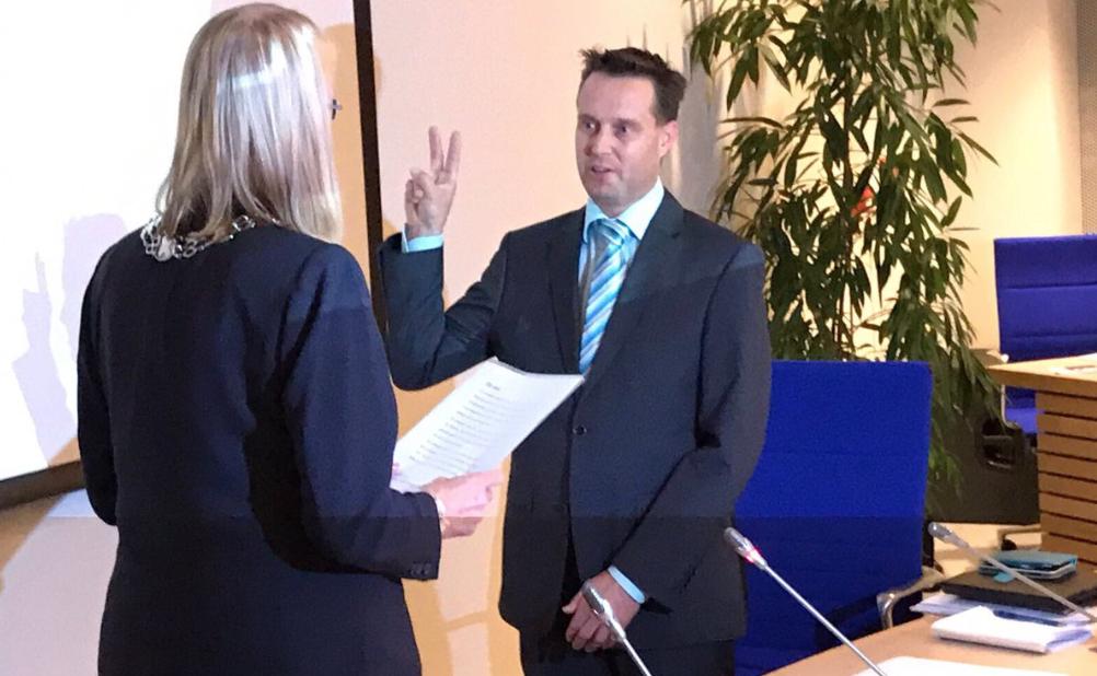 Nieuwe raadsleden en wethouder Pijnacker-Nootdorp