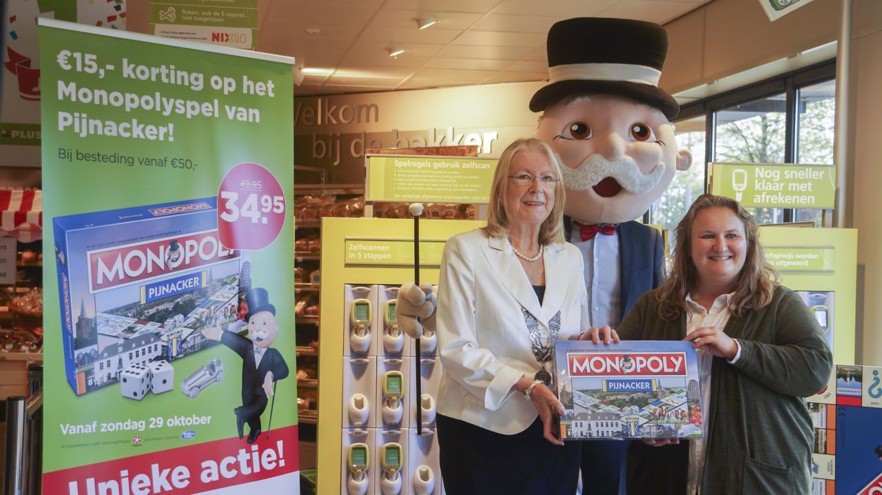 Pijnackerse editie van Monopoly