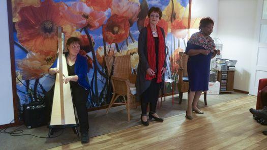 Verhalenverteller bij Huis van Rie een verwennerij voor de mantelzorgers