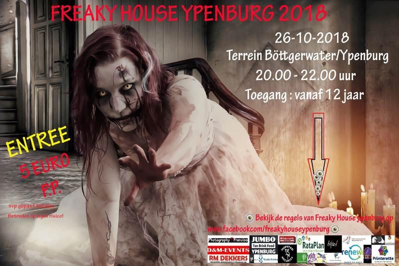 Ypenburg Halloween.Freaky House Ypenburg Vanaf 12 Jaar Pijnacker Nootdorp Tv